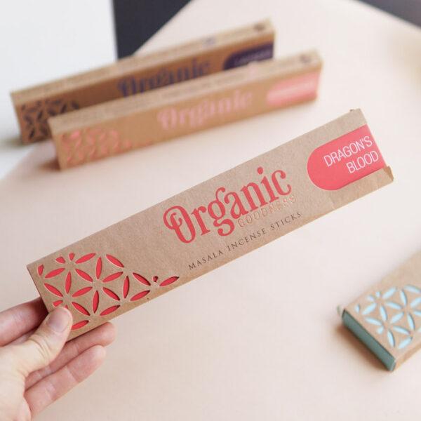 kadzidełka organic