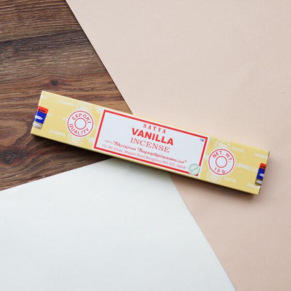 satya vanilla