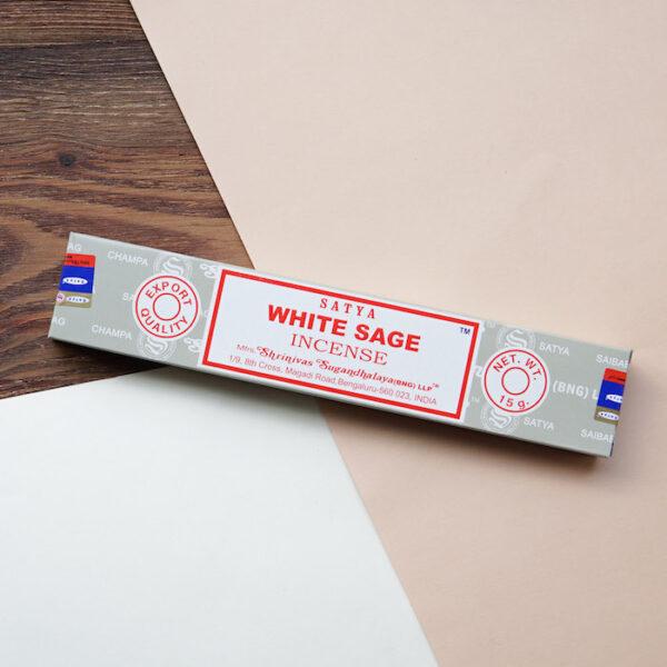 white sage kadzidła